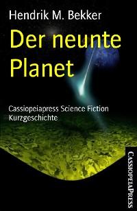 Cover Der neunte Planet