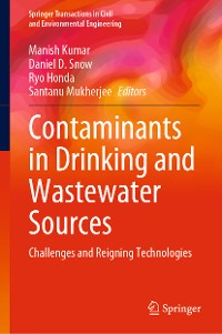 Cover Contaminants in Drinking and Wastewater Sources