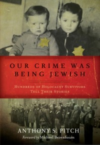 Cover Our Crime Was Being Jewish