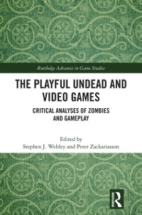 Cover Playful Undead and Video Games
