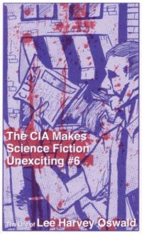 Cover CIA Makes Sci Fi Unexciting