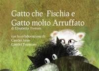 Cover Gatto che Fischia e Gatto molto Arruffato