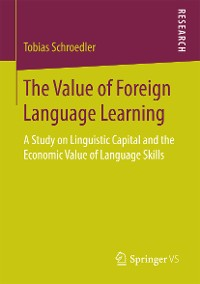 Cover The Value of Foreign Language Learning