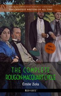 Cover Émile Zola: The Complete Rougon-Macquart Cycle