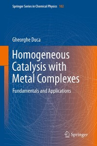 Cover Homogeneous Catalysis with Metal Complexes