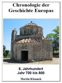 Cover Chronologie Europas 8