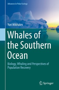 Cover Whales of the Southern Ocean