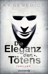 Cover Die Eleganz des Tötens