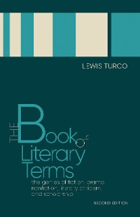 Cover The Book of Literary Terms