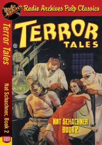 Cover Terror Tales - Nat Schachner, Book 2