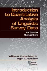 Cover Introduction to Quantitative Analysis of Linguistic Survey Data
