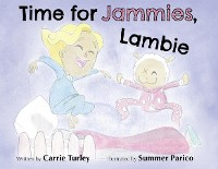 Cover Time for Jammies, Lambie