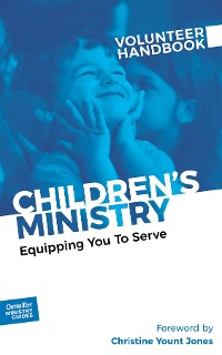 Cover Children's Ministry Volunteer Handbook