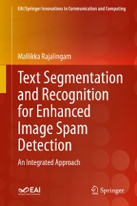 Cover Text Segmentation and Recognition for Enhanced Image Spam Detection