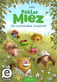 Cover Doktor Miez - Das verschwundene Sumselschaf