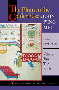 Cover The Plum in the Golden Vase or, Chin P'ing Mei, Volume Two
