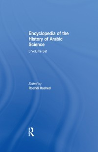 Cover Encyclopedia of the History of Arabic Science