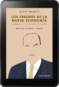 """Cover Los errores de la """"nueva economía"""""""