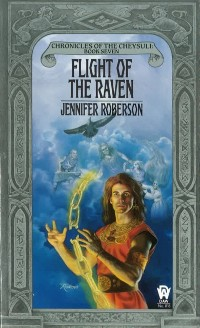 Cover Flight of the Raven