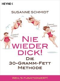 Cover Nie wieder dick!