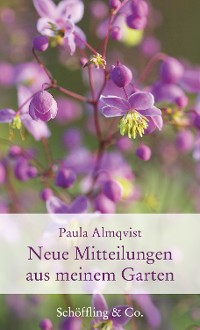 Cover Neue Mitteilungen aus meinem Garten