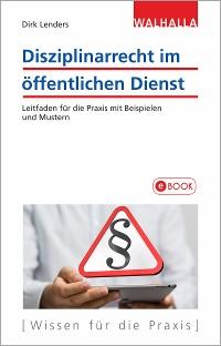 Cover Disziplinarrecht im öffentlichen Dienst