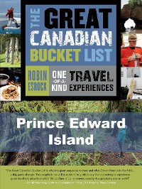 Cover The Great Canadian Bucket List — Prince Edward Island