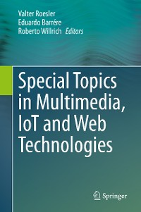 Cover Special Topics in Multimedia, IoT and  Web Technologies