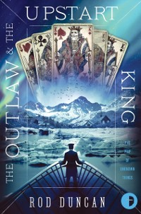 Cover Outlaw and the Upstart King