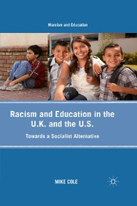 Cover Racism and Education in the U.K. and the U.S.