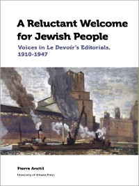 Cover A Reluctant Welcome for Jewish People