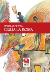 Cover Giulia la rossa