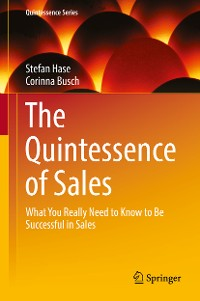 Cover The Quintessence of Sales