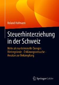 Cover Steuerhinterziehung in der Schweiz