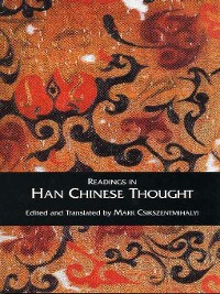 Cover Readings in Han Chinese Thought