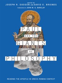 Cover Paul and the Giants of Philosophy