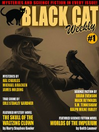 Cover Black Cat Weekly #1