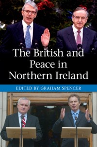 Cover British and Peace in Northern Ireland