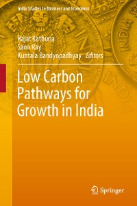 Cover Low Carbon Pathways for Growth in India