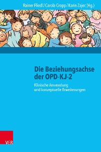Cover Die Beziehungsachse der OPD-KJ-2