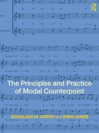 Cover Principles and Practice of Modal Counterpoint