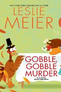 Cover Gobble, Gobble Murder