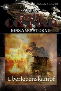 Cover Überlebenskampf (TARIK CONNAR Einsame Sterne 4)