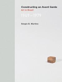 Cover Constructing an Avant-Garde