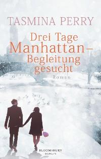 Cover Drei Tage Manhattan - Begleitung gesucht