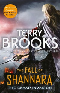 Cover Skaar Invasion: Book Two of the Fall of Shannara