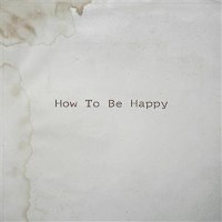 Cover How To Be Happy