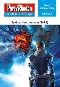 Cover Perry Rhodan-Paket 54: Neuroversum (Teil 2)