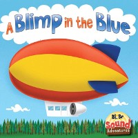 Cover Blimp in the Blue