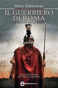 Cover Il guerriero di Roma. Il silenzio della spada